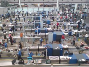 Long TSA lines in Denver may cause missed flights