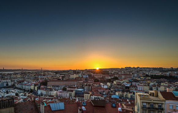 Lisbonne ville europeenne