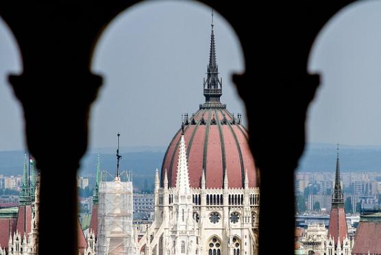 Budapest ville europeenne