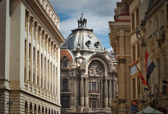Bucarest ville europeenne