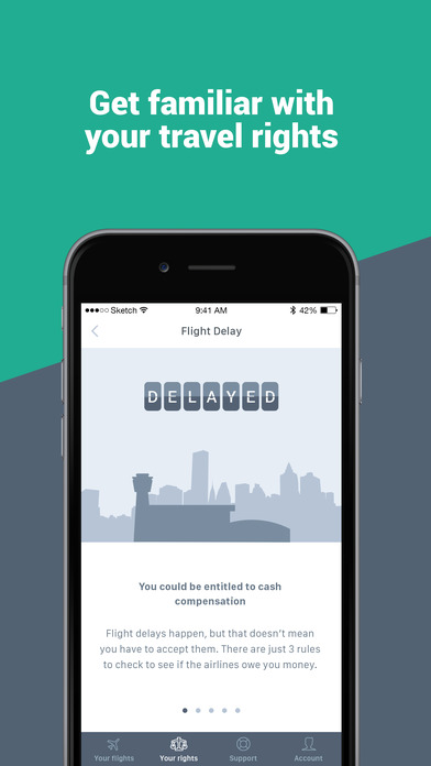 AirHelp Travel App