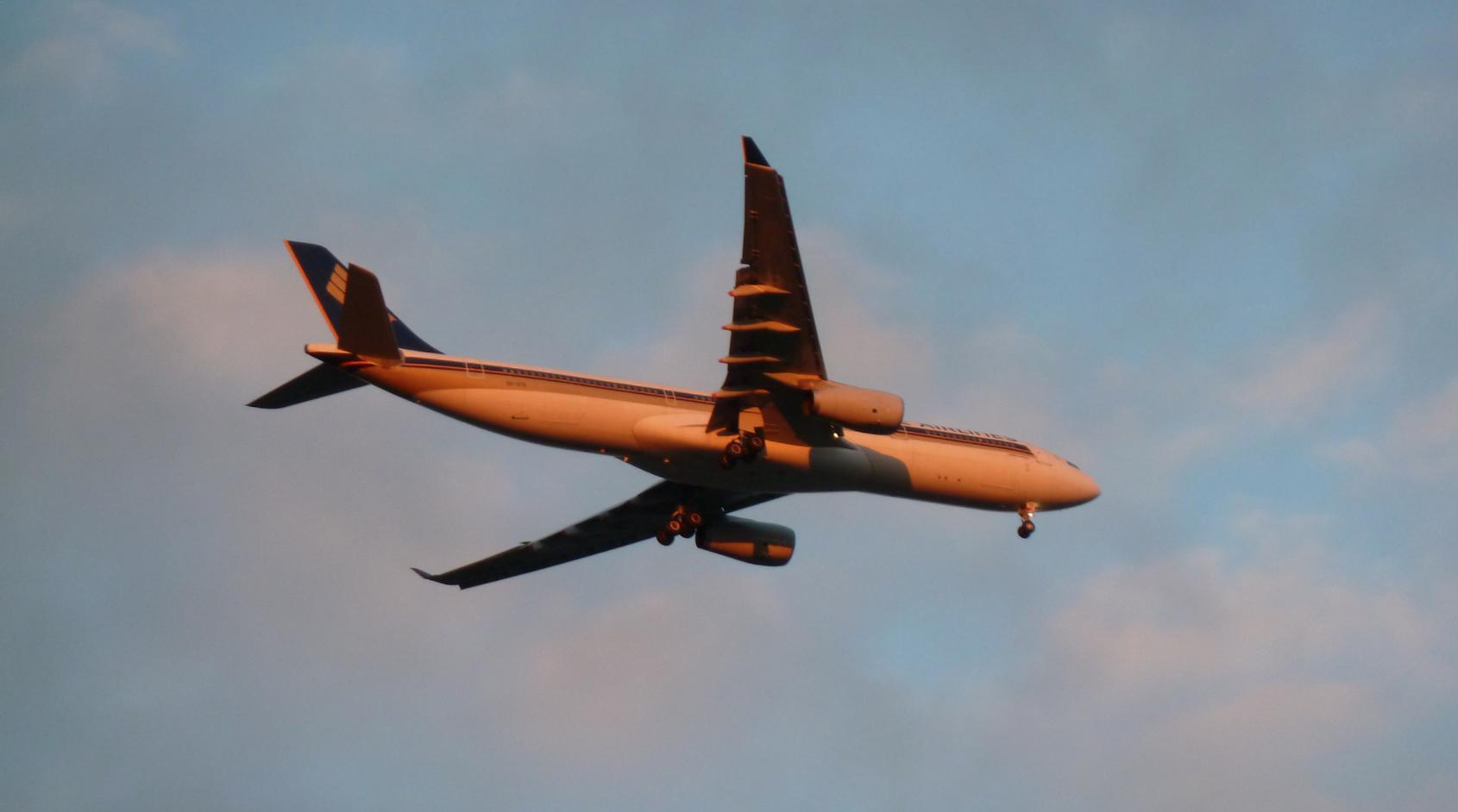 Airplane AirHelp OTA