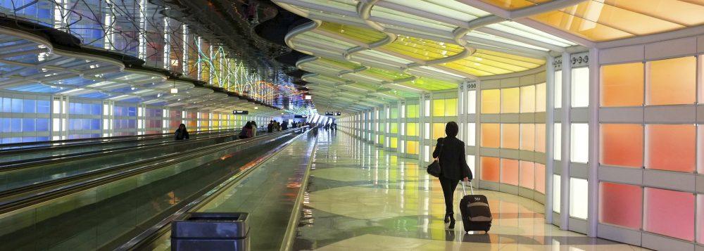 erfarende flyreisende