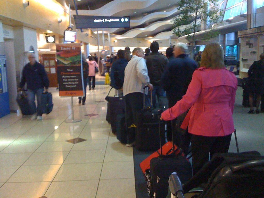kompensasjon fra flyselskap