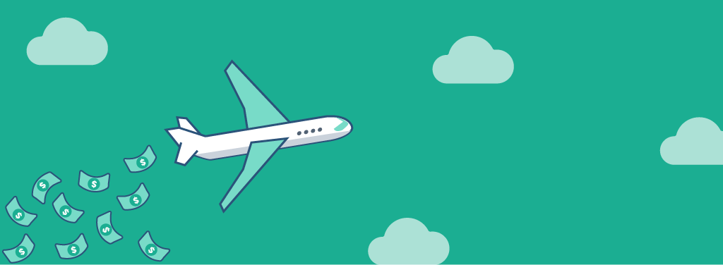 Överbokat flyg