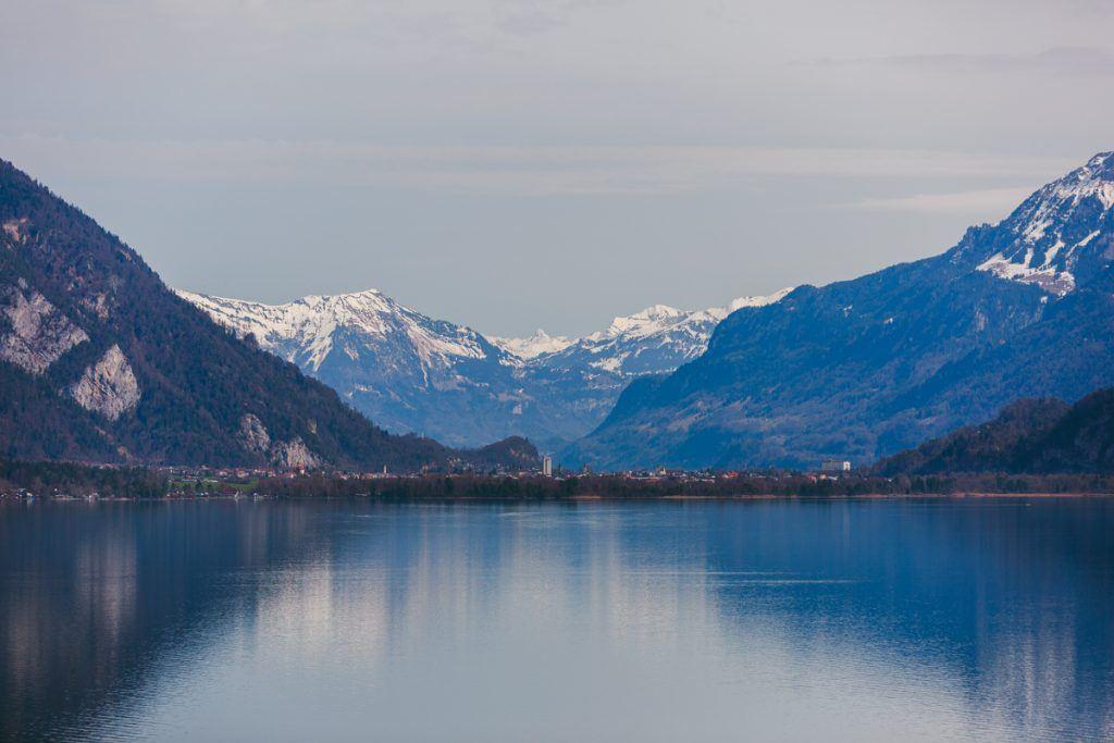 Landskap i Schweiz