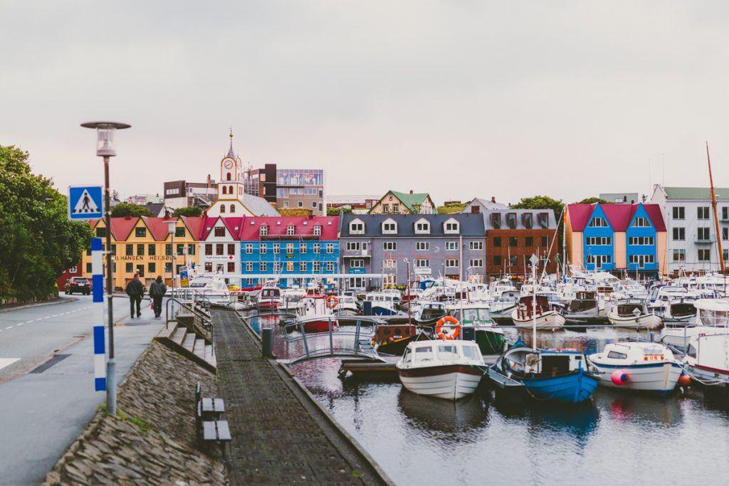 Torshavn rekommenderas av Katarina