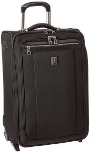 travel pro black carry on
