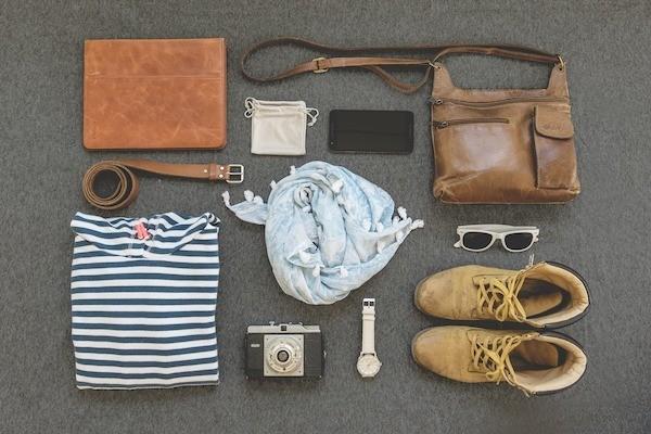 Langstreckenflug Kleidung