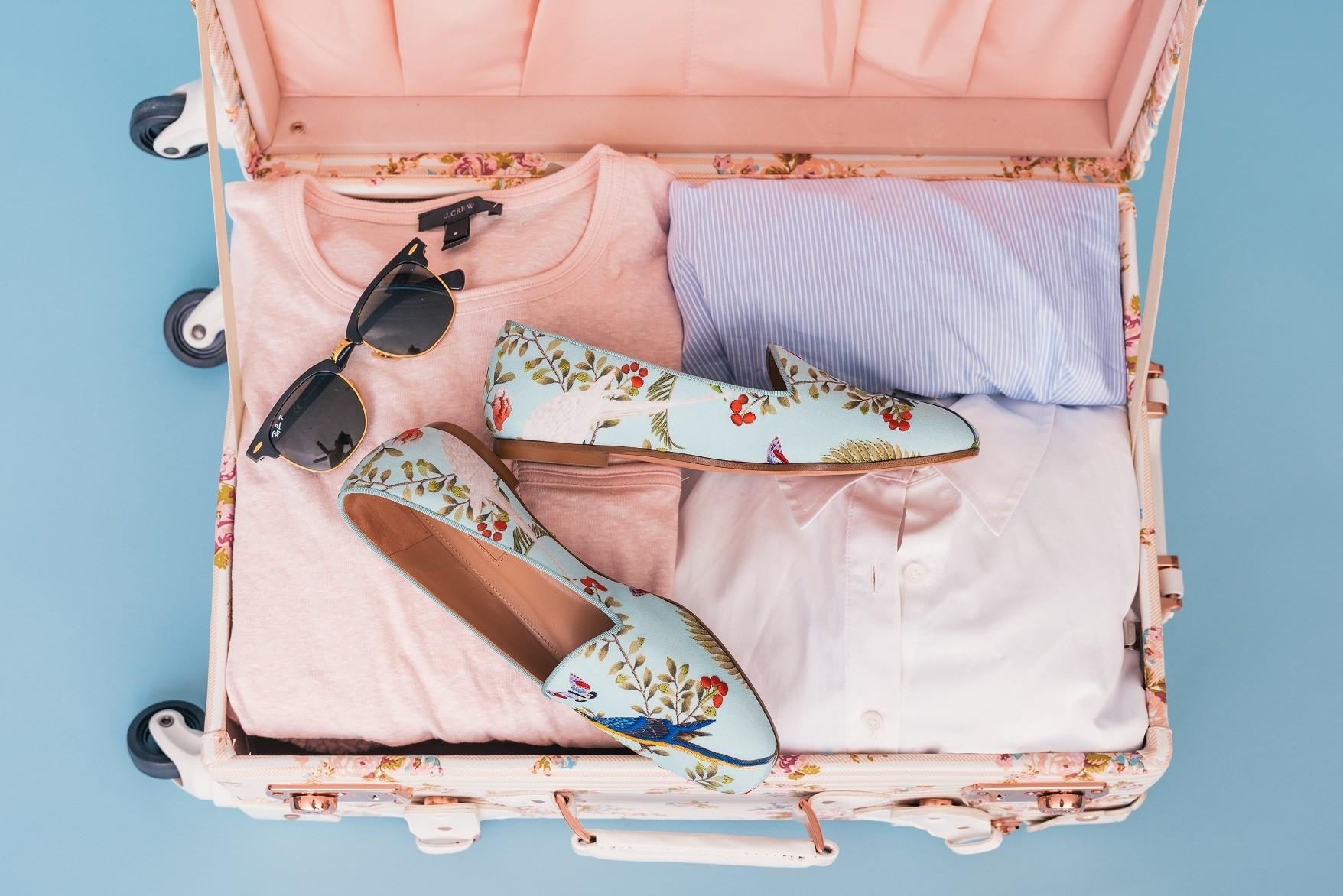 Få tips om hur du packar inför resan med smarta packlistor