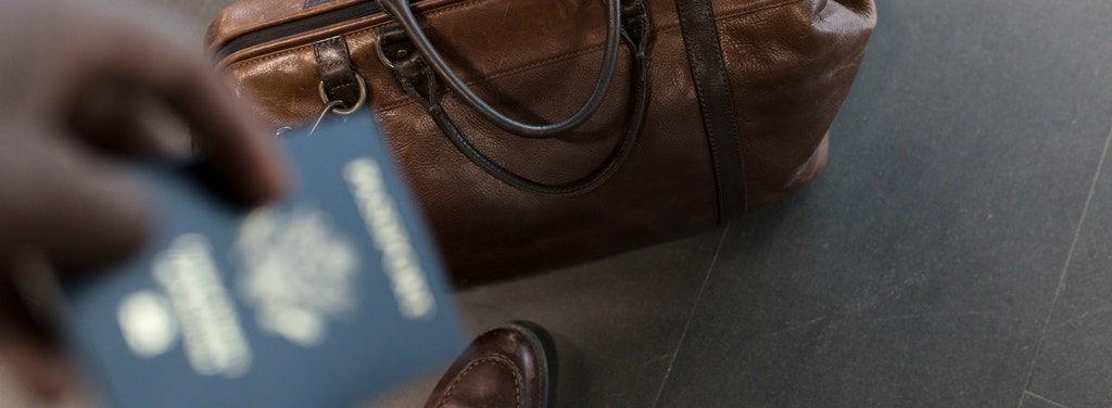 Håndbagageregler når du skal flyve