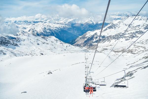 Val Thorens, la station de ski la plus haute du monde
