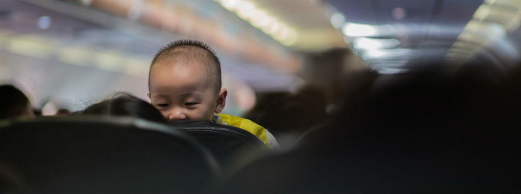 Vauvan Kanssa Ulkomaille