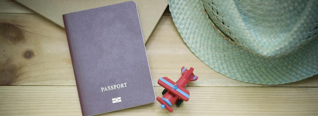Husk et gyldigt pas på ferien