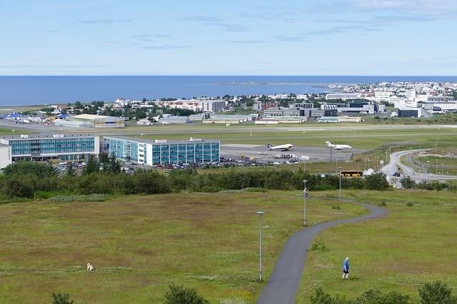 Goedkoop op vakantie naar IJsland met een goedkope vlucht