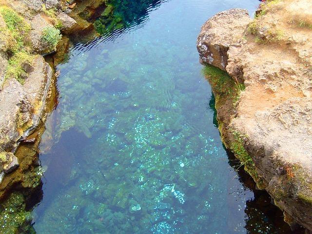Goedkope vakantie IJsland, gratis nationaal park Thingvellir
