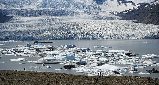 Goedkope vakantie IJsland, gratis nationaal park Vatnajökull