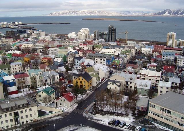Goedkope vakantie IJsland, gratis activiteiten Reykjavik