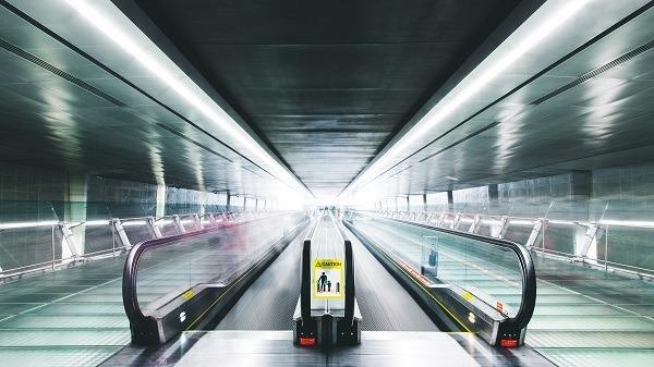 O aeroporto de Changi é dos aeroportos mais modernos do mundo