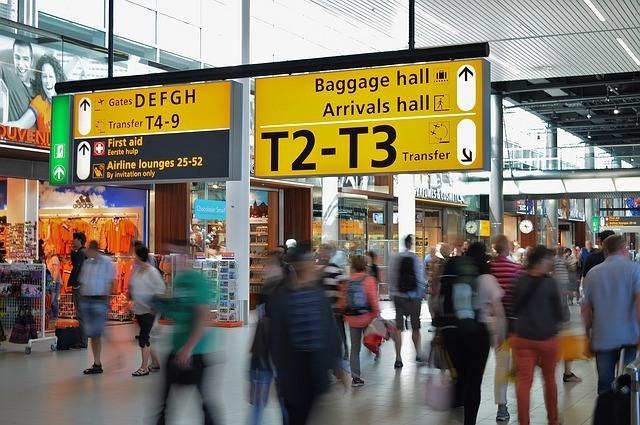 Kerst 2018: Met kerst kan je drukke terminals verwachten op de luchthaven