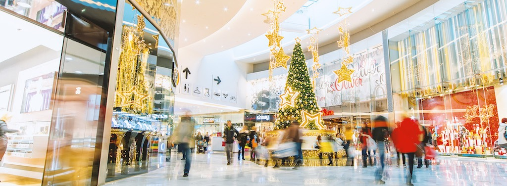 Christmas Shopping and Travel