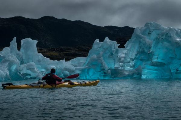 Få naturoplevelse i Grønland 2019