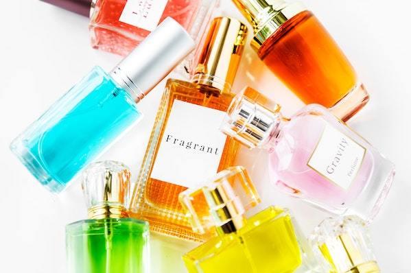 Parfymeflasker