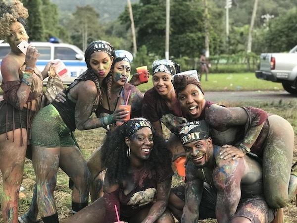 jouvert trinidad carnival