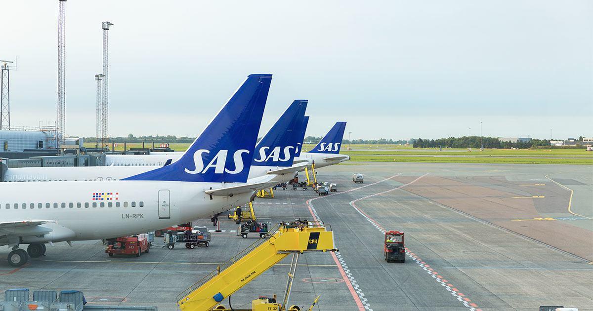 SAS AirHelp Score 2019