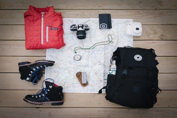 Urlaubs-Checkliste, Packliste für den Urlaub