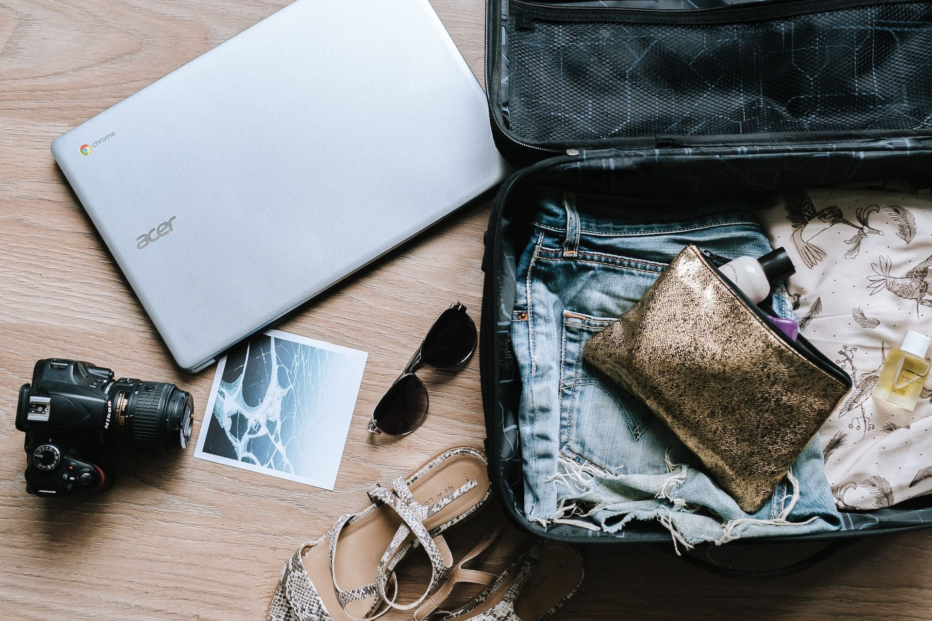 ultimate packing list suitcase
