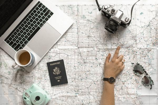 Planlægger rejse