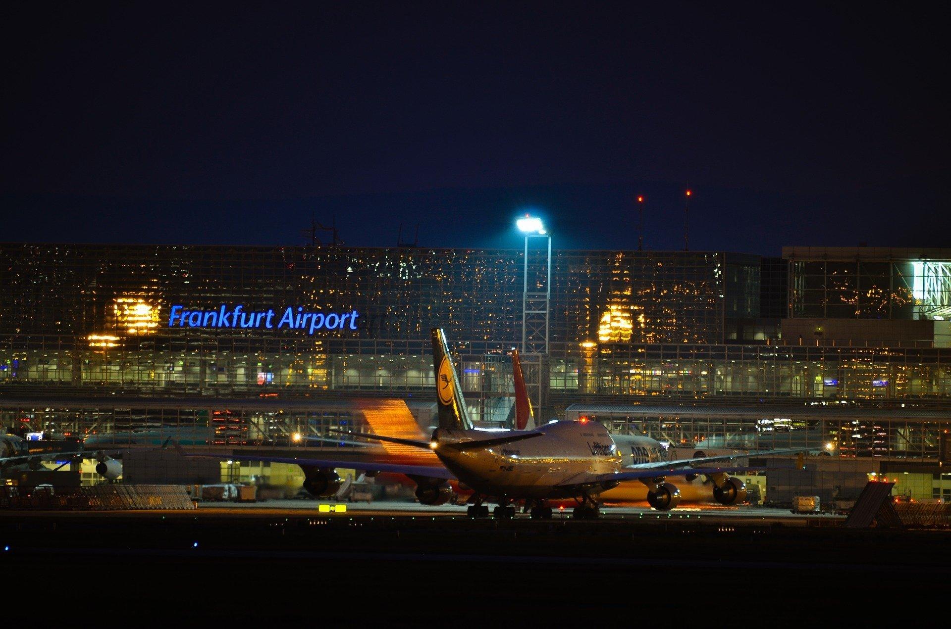 Flughafentransfer Frankfurt