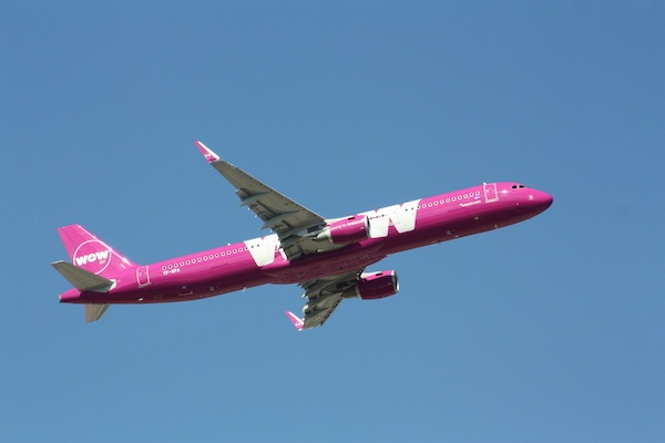 Wow Air pleite