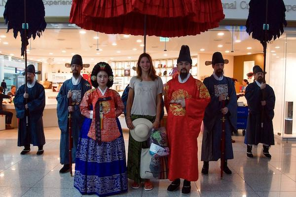 Incheon Airport Korean Culture Experience Center