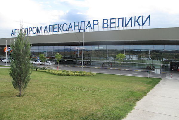 Skopje International Airport