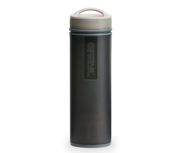 Grayl Ultralight Purifier refillable water bottle
