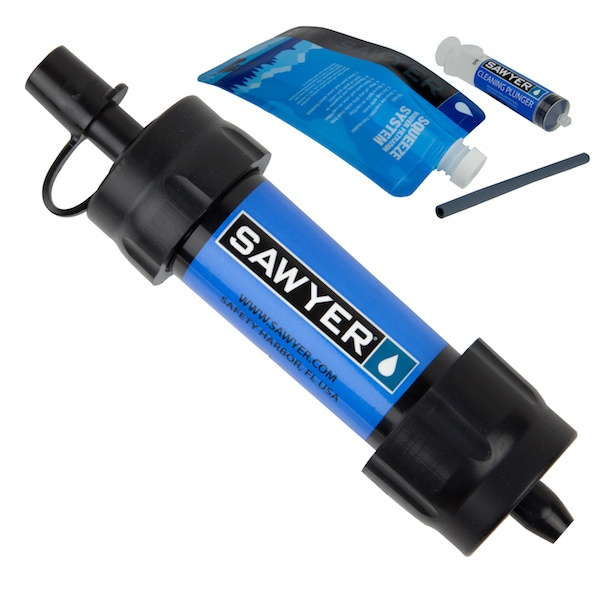 Sawyer Mini Water Bottle Filter