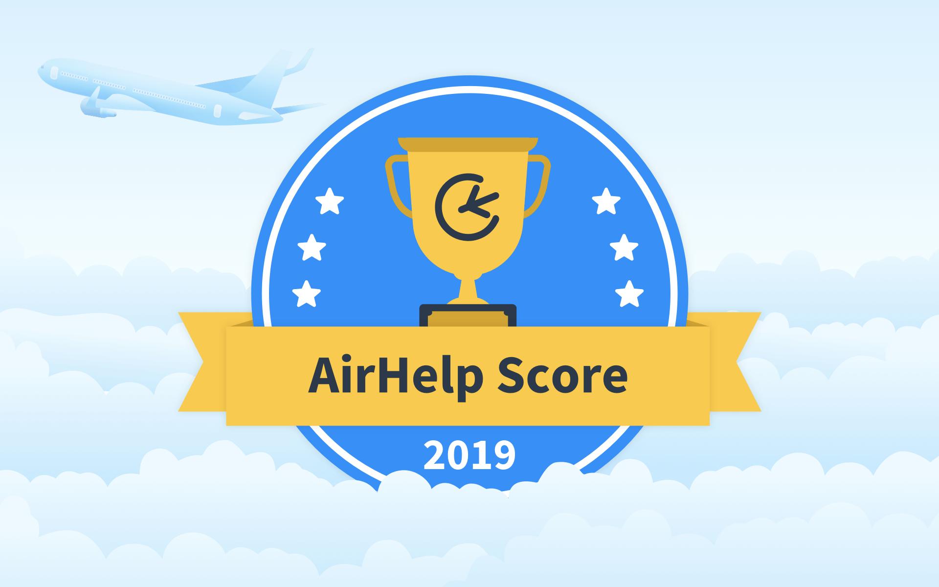 AirHelp score 2019 illustration